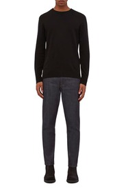 BLDWN Leader Wool & Cashmere Crew Neck Sweater