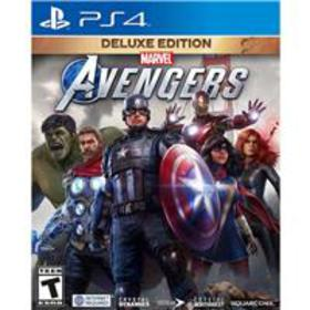 Square Enix Inc. Marvel's Avengers Deluxe for Play