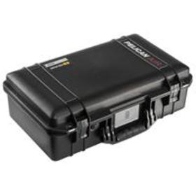 Pelican 1525WD Air Case with Padded Dividers, Blac