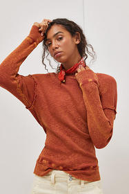 Anthropologie Ronnie Washed Pullover