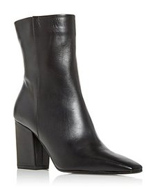 MARION PARKE - Women's Block Heel Booties