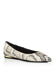 MARION PARKE - Women's Must Have Flat Pointed Toe