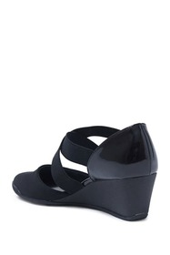 Anne Klein Teaberry Wedge Sandal