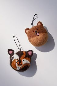 Puff Pet Christmas Ornament