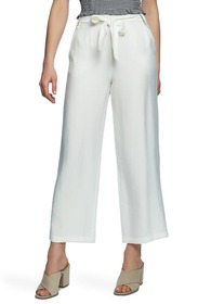 1.State Tie Waist Wide Leg Ankle Pants