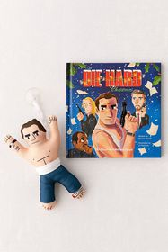 A Die Hard Christmas Gift Set By Doogie Horner