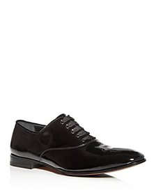 Salvatore Ferragamo - Men's Belshaw Patent Leather