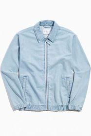 UO Denim Harrington Jacket