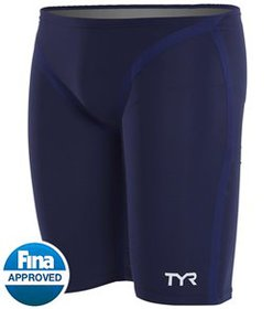 TYR Men's Tracer B-Series Solid Jammer Tech Suit S