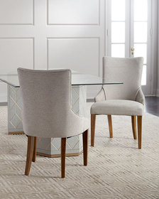 Pair of Aurora Dining Side Chairs