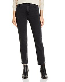 J Brand - Alma High Rise Straight Jeans in Affect