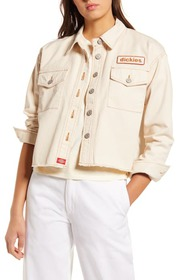 Dickies DROP SHOULDER CROP JACKET