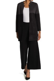 Anne Klein Knit Wide Leg Pants