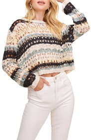 ASTR the Label Jaded Sweater