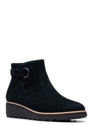 Clarks Sharon Spring Ankle Bootie