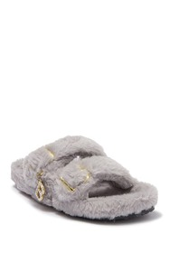 bebe Fanny Faux Fur Slipper