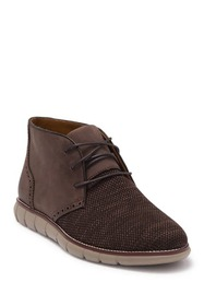 Johnston & Murphy Holden Knit Chukka Boot