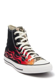 Converse Chuck Taylor All Star Flame High Top Snea