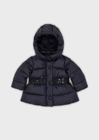 Armani Quilted jacket with EA waistband