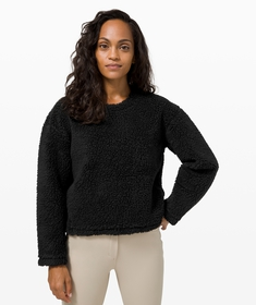 Lulu Lemon Wool Whenever Crew | Women's Sweaters