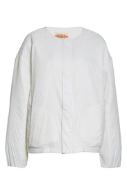 Eileen Fisher Recycled Nylon Flight Jacket