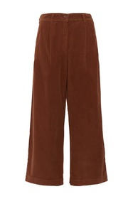 French Connection Manzu Wide Leg Corduroy Trousers