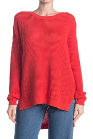 French Connection Dinka Knits Long Sleeve Round Ne