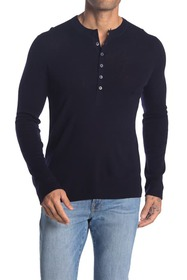 Zadig & Voltaire Hill Wool & Cashmere Blend Henley