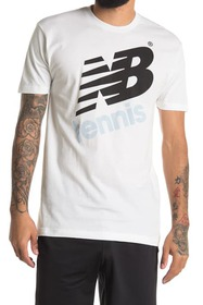 New Balance Tennis Graphic T-Shirt