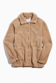 UO Sherpa Barn Coat