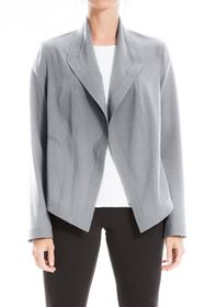Max Studio Open Front Jacket