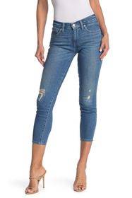 """Lucky Brand Mid Rise Ava 27"""" Skinny Jeans"""