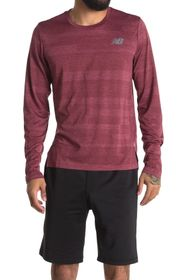 New Balance Speed Fuel Long Sleeve
