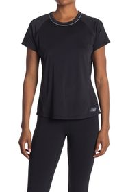 New Balance Seasonless Short Sleeve T-Shirt