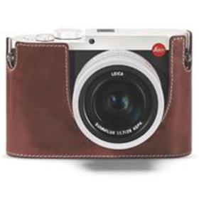 Leica Protector - Q (Typ 116), Leather, Vintage Br