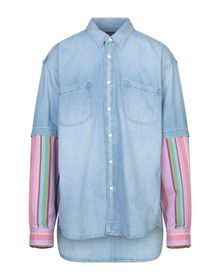 BALENCIAGA - Denim shirt