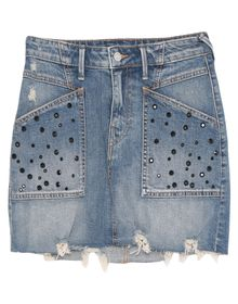 TRUE RELIGION - Denim skirt