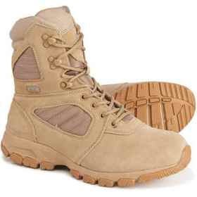 Magnum Response III 8.0 Tactical Boots - Leather (