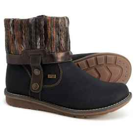 Remonte Shanice 71 Mid Foldover Boots - Leather (F