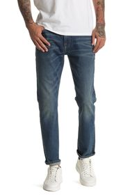 """Lucky Brand 410 Athletic Fit Jeans - Inseam 30""""-32"""