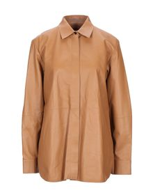 THEORY - Solid color shirts & blouses