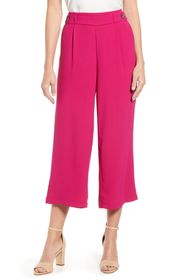 CeCe by Cynthia Steffe Wide Leg Crop Pants