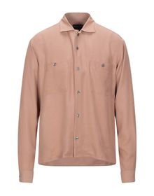 EMPORIO ARMANI - Solid color shirt