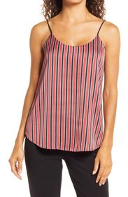 Anne Klein Double Layer Strap Tank