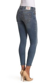 True Religion Jennie Big T High Waisted Curvy Skin