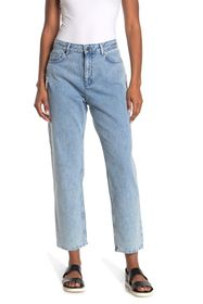 French Connection Gilly Flicker Denim High Rise Mo