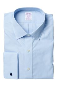 Brooks Brothers Solid Madison Fit Dress Shirt