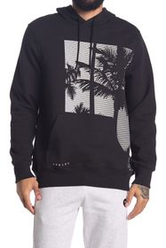 Hurley Graphic Drawstring Hoodie