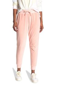French Connection Ruthie Velour Jersey Joggers