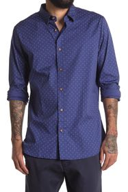 Ben Sherman Long Sleeve Printed Shirt